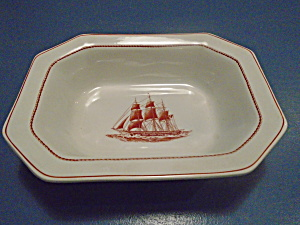 Wedgwood Flying Cloud Oval Serving Bowls