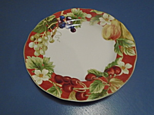Noble Excellence Fruit Amore Dinner Plates