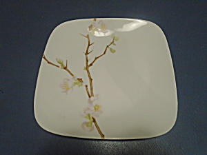 Corelle Cherry Blossom Square Dinner Plates