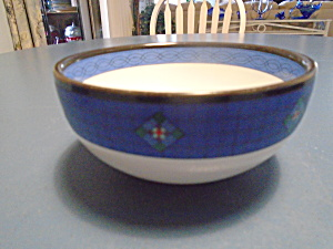 Dansk Nine Patch Cereal/dessert Bowls Portugal