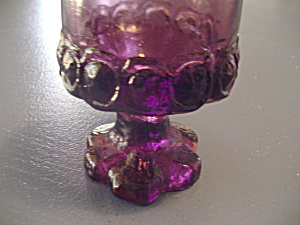 Franciscan Madeira Water Goblets Plum