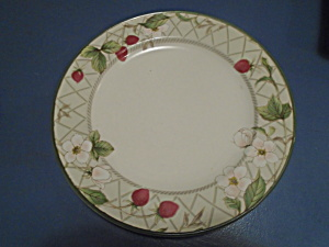 Mikasa Strawberry Fair Dinner Plates  (Image1)