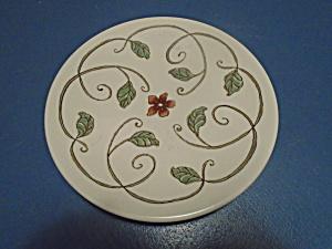 Pfaltzgraff Mission Flower Salad Plates (Image1)