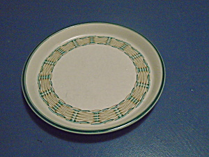 Dansk Wicker Dinner Plates & Dansk - Antique China Antique Dinnerware Vintage China Vintage ...