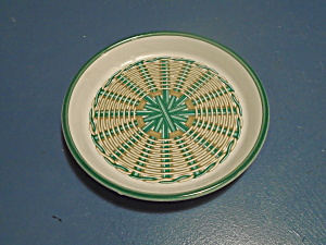 Dansk Wicker Salad Plates