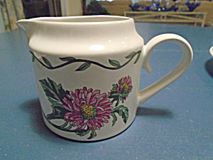 International Terrace Blossom Creamer