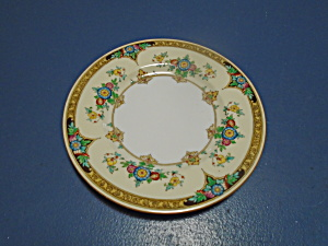 Antique Vintage Minton Eloise Bread/butter Plates Dated Aug. 3, 1926
