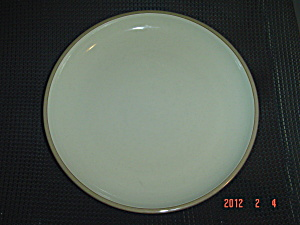 Dansk Plateau Khaki Salad Plates & Dansk - Antique China Antique Dinnerware Vintage China Vintage ...