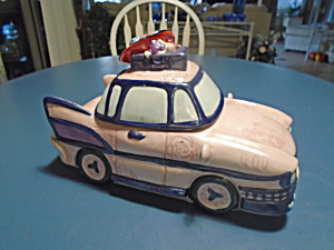 Pink Cadillac Cookie Jar This One Is For A Lady