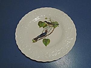 Alfred Meakin Kingbird Birds Of America Dinner Plate & Meakin Alfred - Antique China Antique Dinnerware Vintage China ...