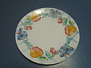 Corelle Fruit Basket Lunch Plates