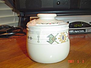 Mikasa Studio Nova Timberline Covered Sugar Bowl (Image1)