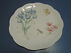 Lenox Butterfly Meadow Orange Sulphur Dinner Plate