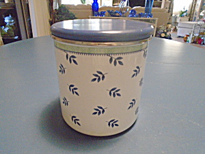 Villeroy & Boch Switch 3 Large Metal Canister W/wood Cover