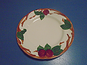 Franciscan Apple Dinner Plates Mint Usa