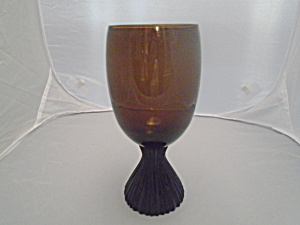 Lenox Nutmeg Brown Water Glasses Mint