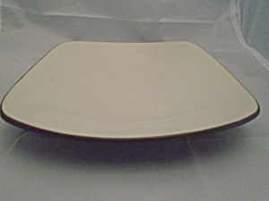 Noritake Colorwave Chocolate Dinner Plates