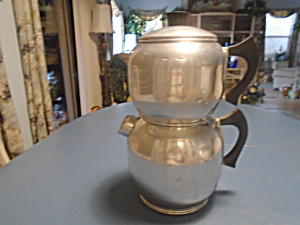 West Bend Vintage Drip Coffee Pot 18 Cup Size (Image1)
