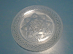Luminarc France Dinner Plates Cris D'arques/durand Clear
