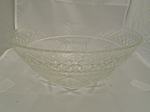 Luminarc France Cris D'arques/durand Clear Serving Bowl