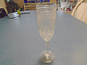 Clear Champagne Flutes Set 6 One Price Cristal D'arques Luminarc