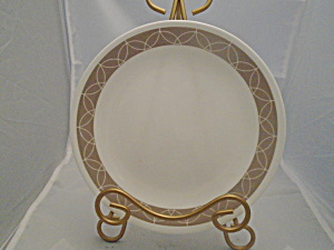 Corelle Sand Sketch Lunch Plates Newer Pattern