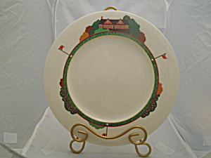 Christopher Stuart Fairway Dinner Plates
