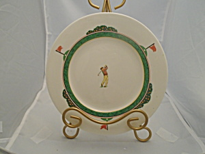 Christopher Stuart Fairway Salad Plates