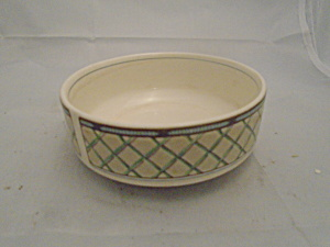 Mikasa Garden Trellis Dessert Bowls (Image1)