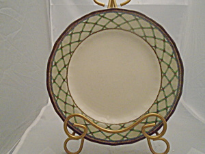 Mikasa Country Lattice Salad Plate(S)