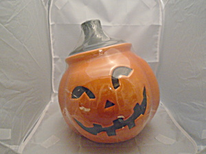 Home Halloween Cookie Jar New With Tags