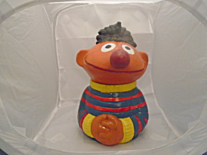 Ernie From The Muppets Cookie Jar 973 (Signed) Vintage Original