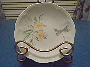 Lenox Butterfly Meadow Dragonfly Party Plates