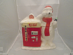 Drink CocaCola Cookie Jar in Bottles 2005 (Image1)