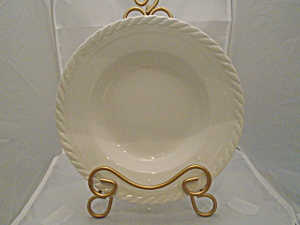 Wedgwood Ralph Lauren Clearwater Rimmed Soup Bowls