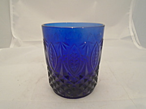 Avon Royal Sapphire Rocks Glasses (Image1)