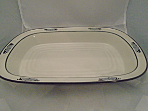 Noritake Aspen Nights Rectangular Baker (Image1)