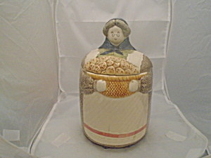 1992 H & Hd Grandma Cookie Jar Mint
