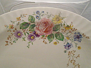 Royal Doulton Arcadia Oval Platter New