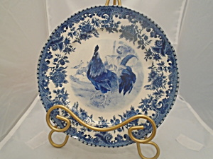 William James Farmyard Farm Yard Dinner Plates