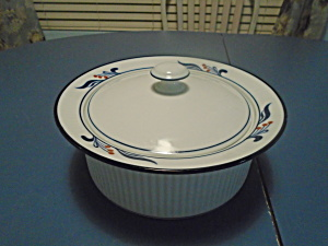 Dansk Maribo 2 Quart Covered Casserole Mint Japan