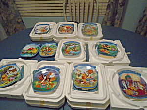 Winnie The Pooh Large Collection Of Plates, Sweatshirt, Pooh Toy