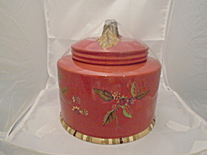 Tracy Porter Octavia Hill Ceramic Cookie Jar Or Canister