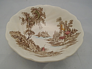 Johnson Bros. The Old Mill Cereal Bowl(S)
