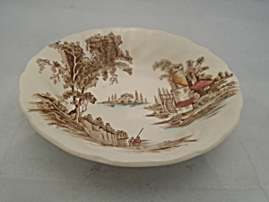 Johnson Bros. The Old Mill Dessert Bowl(S