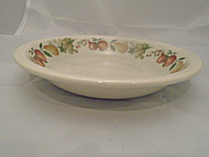 Vintage Wedgwood Quince Coupe Soup Bowl(S) Mint 1969-1986