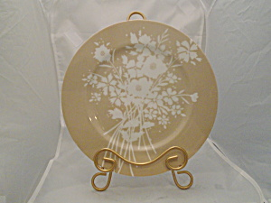 Fitz & Floyd Silhouette Bouquet Dinner Plate(S)