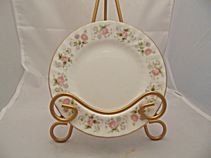 Minton Spring Bouquet Bread And Butter Plates