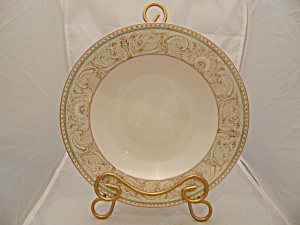 Christopher Stuart Newport Rimmed Soup Bowl(S