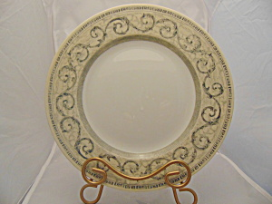Johnson Acanthus Greek Key Dinner Plate(S)